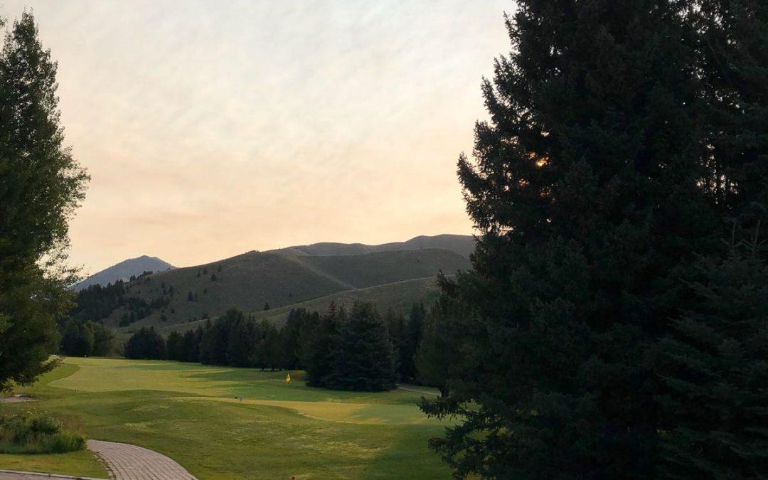 Trail Creek Golf Course – 2018