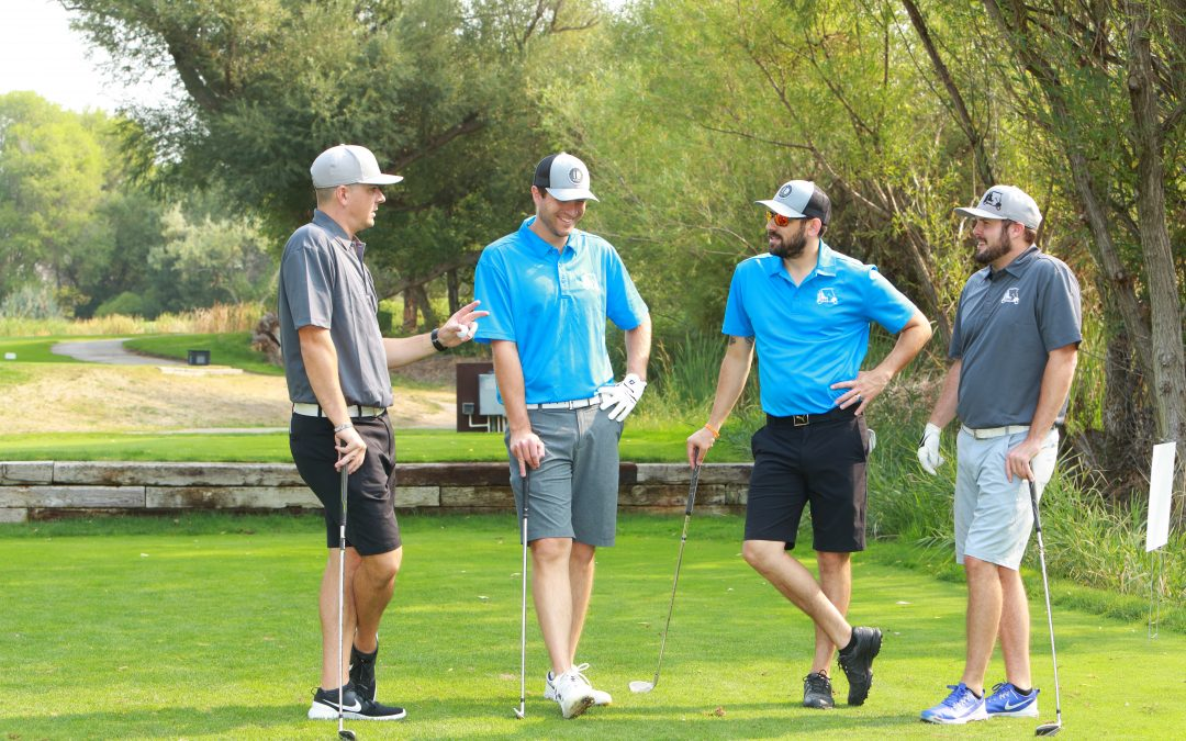 Golfing With Friends