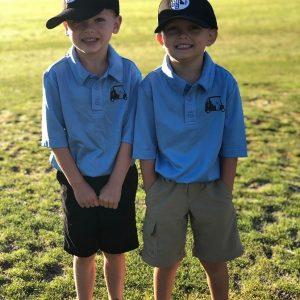 Kids Golf Polo